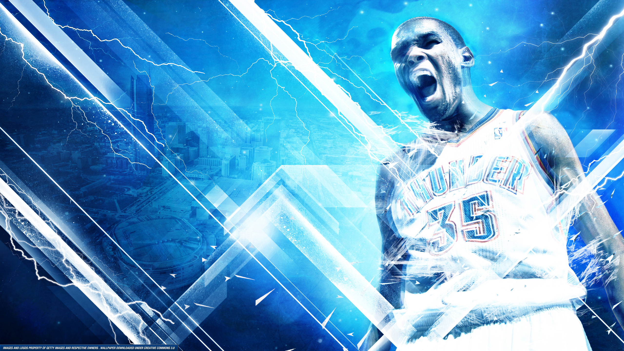 Kevin Durant Wallpapers HD 2560x1440
