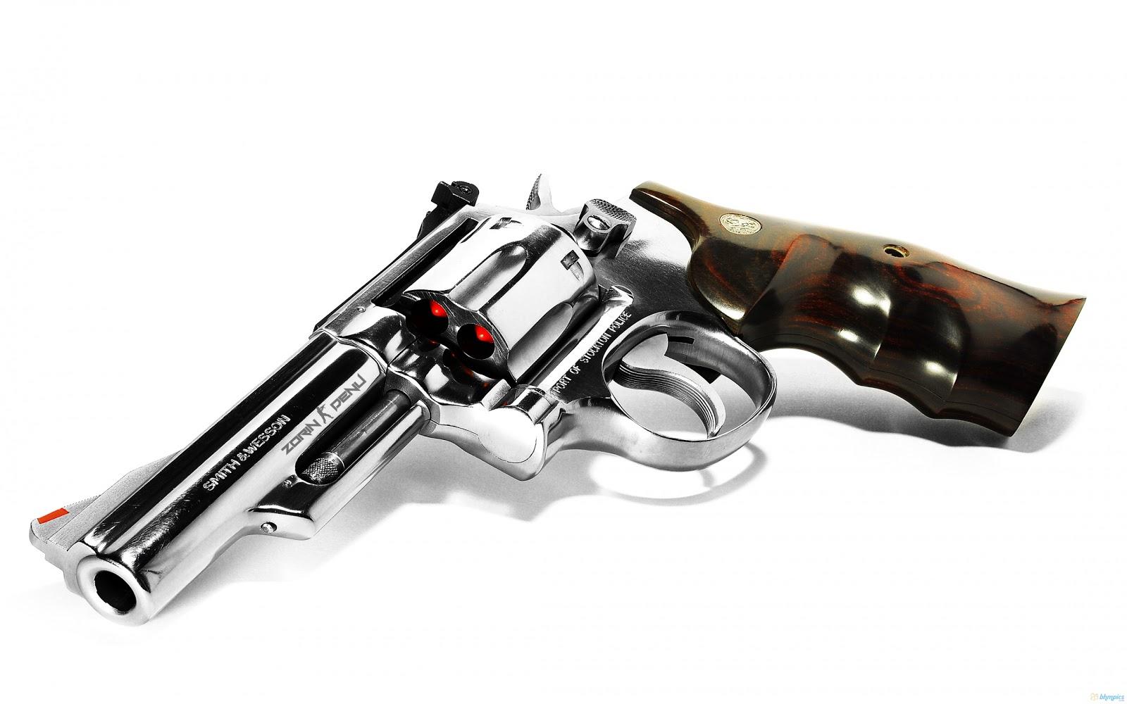 Gun Wallpaper 1600x1000