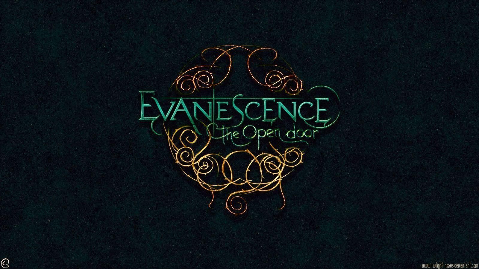 Evanescence Logo Wallpapers 1600x900