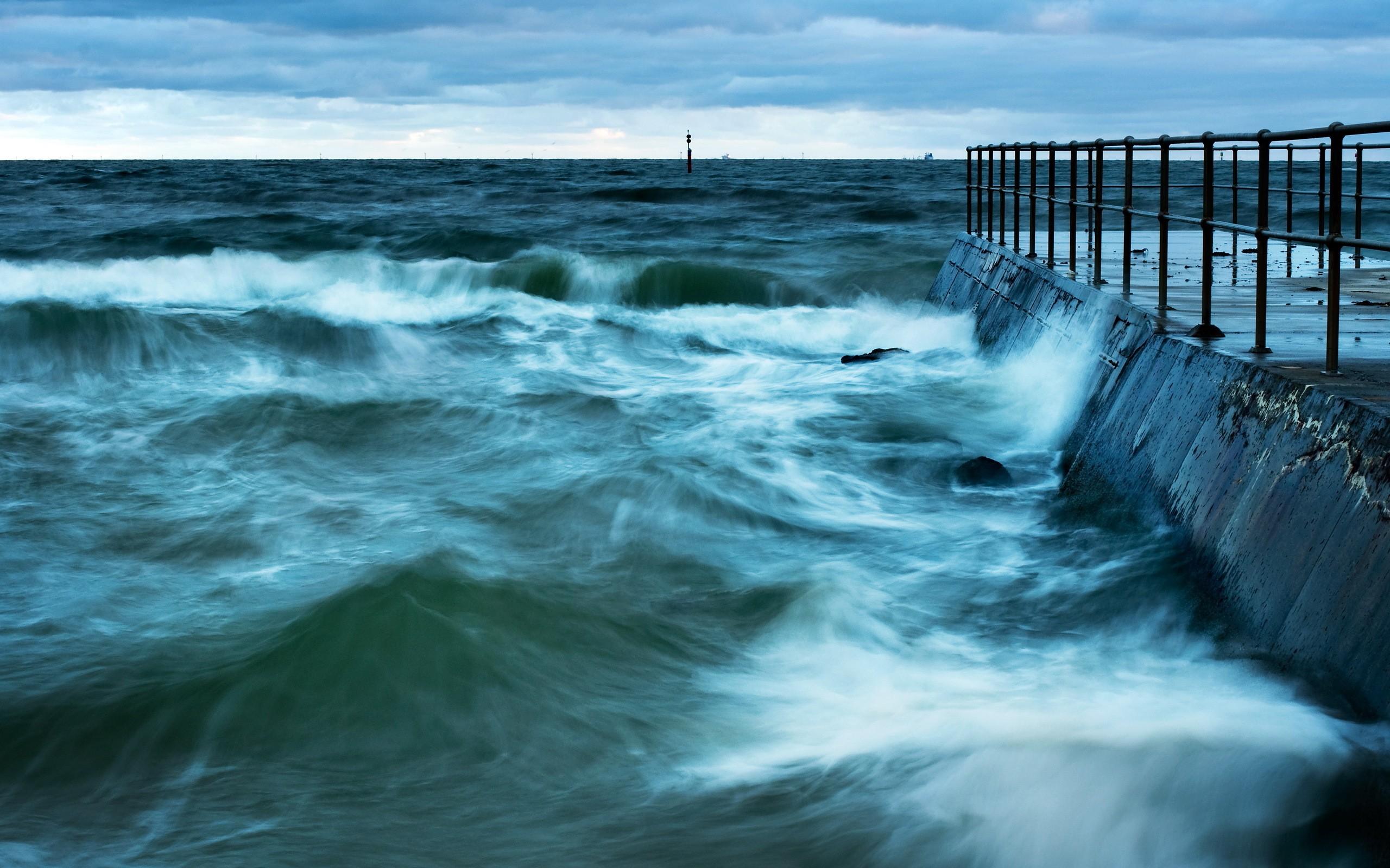 Download Water Ocean Wallpaper 2560x1600 Wallpoper 372661 2560x1600