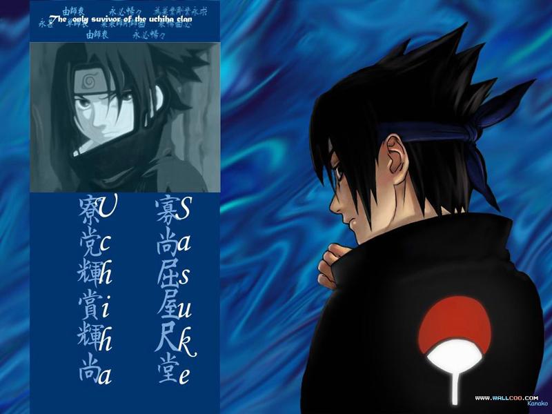 Download Uchiha Sasuke wallpaper Uchiha Sasuke 800x600