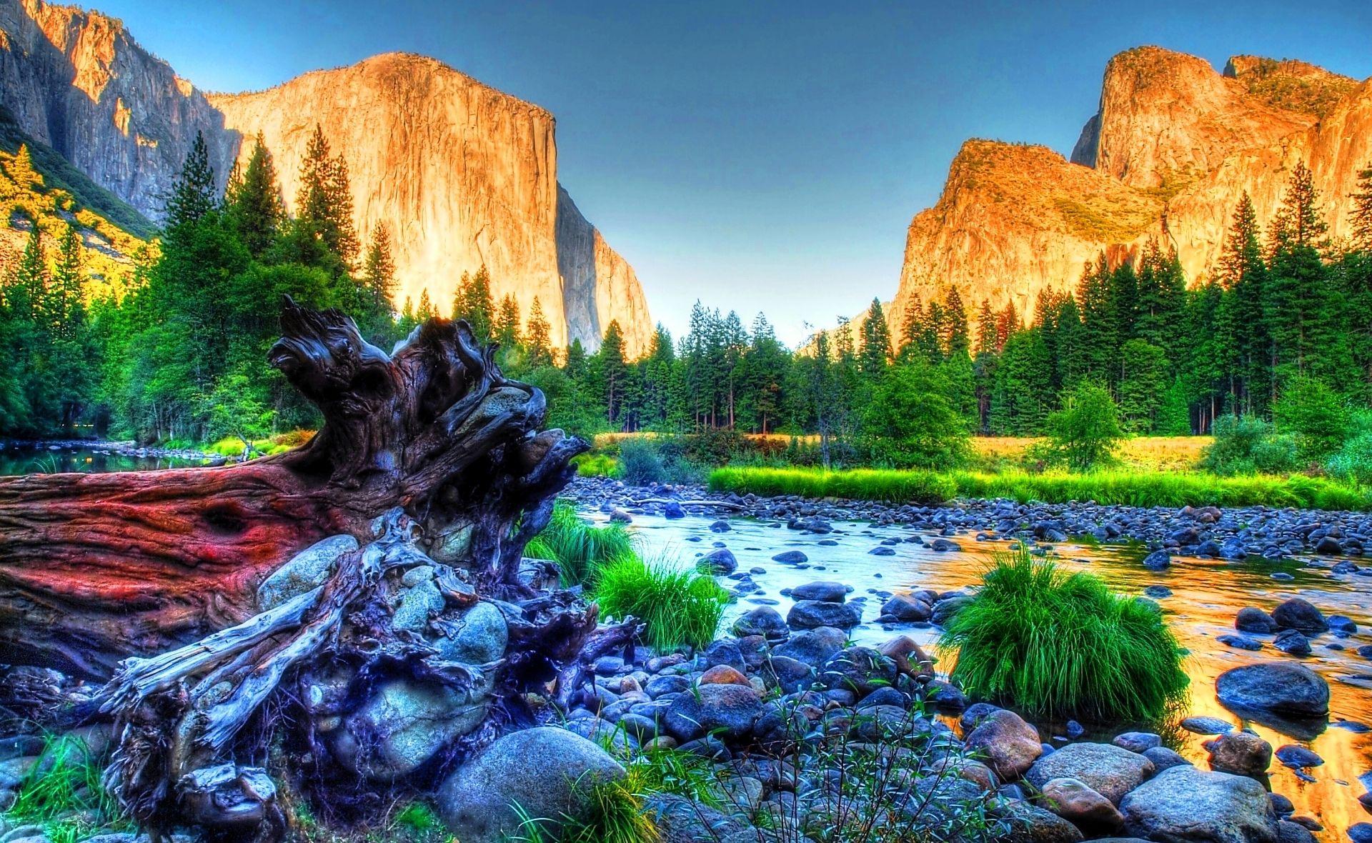 most beautiful yosemite national park 1920x1180