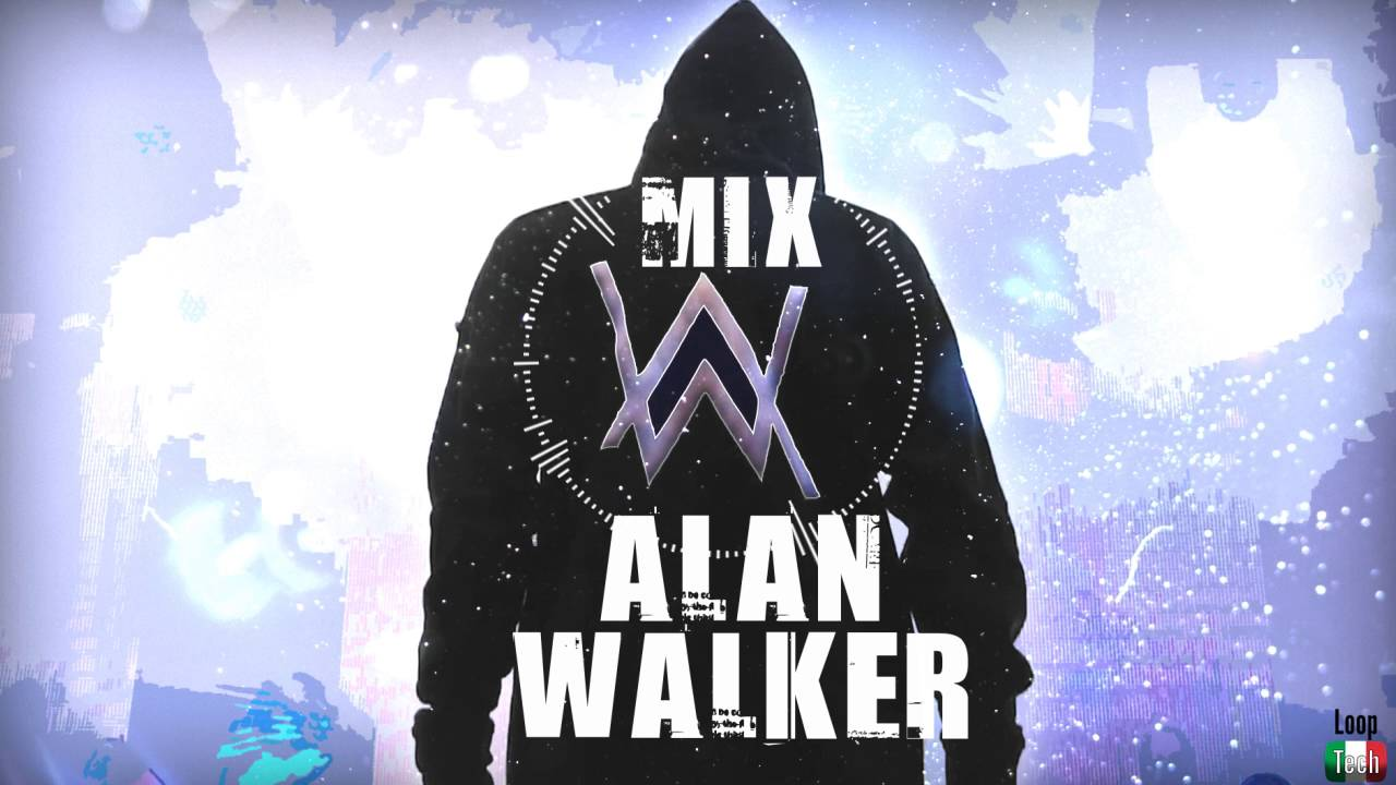 Alan Walker Mix 2016   DJ FLOWMIX 1280x720