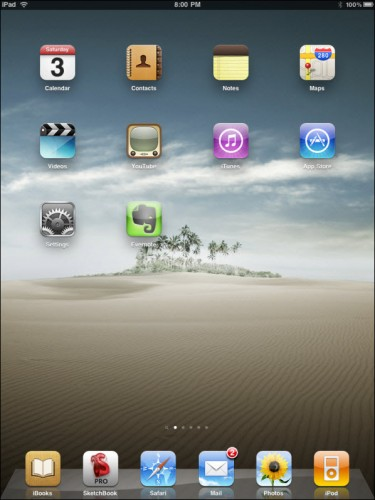 How to Change the iPads Wallpaper iPad Wallpapers 375x500
