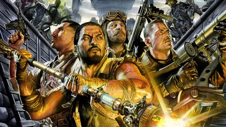 Download Call Of Duty Black Ops Zombies Call Of Duty Black Ops