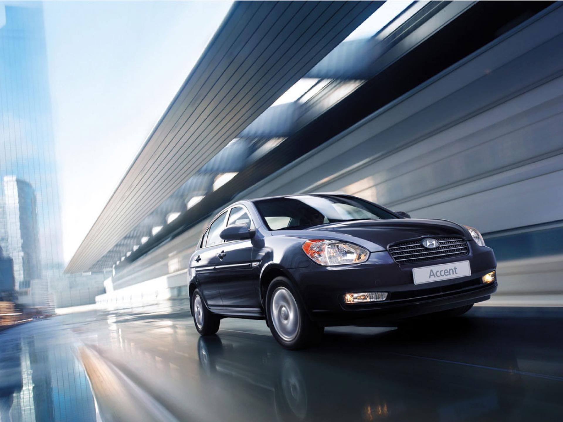 Ultra HD Hyundai Accent Wallpapers V5G43PR WallpapersExpertcom 1920x1440