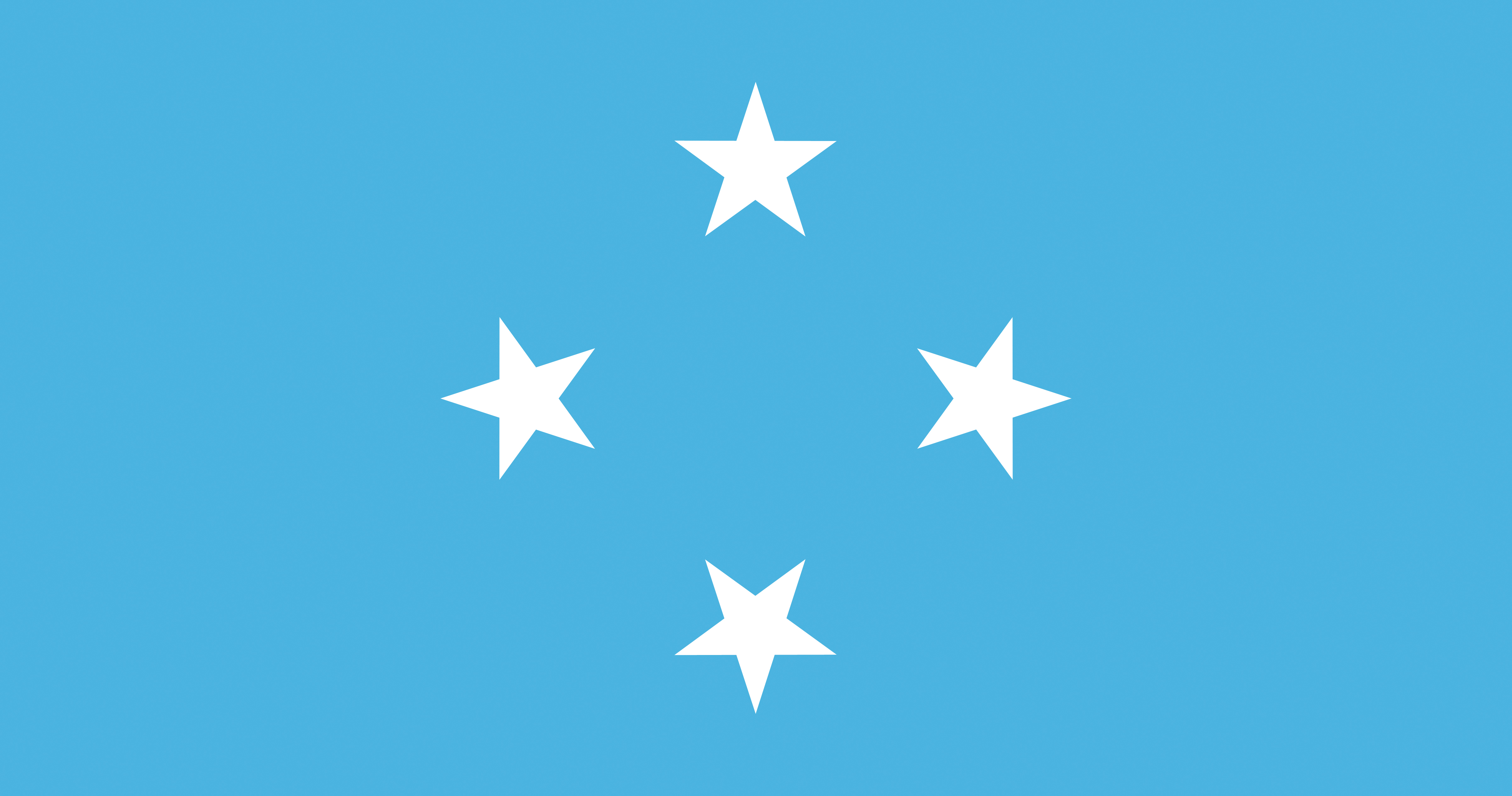 Micronesia Countries Flag Picture 4856   Ongur 4805x2529