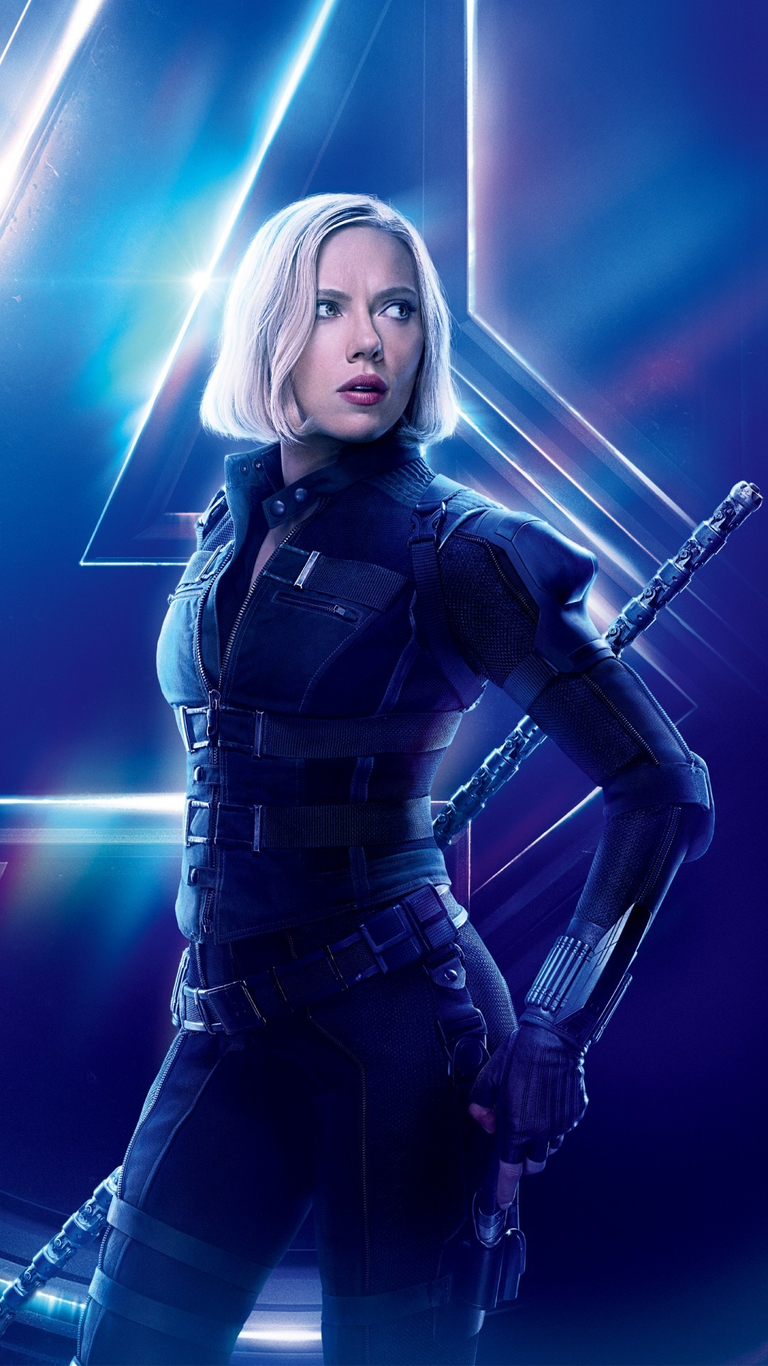 18 Black Widow Infinity War Wallpapers On Wallpapersafari