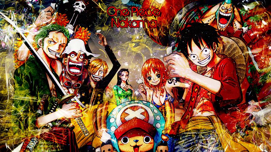 Free Download One Piece Desktop Background By Ichiiigogo