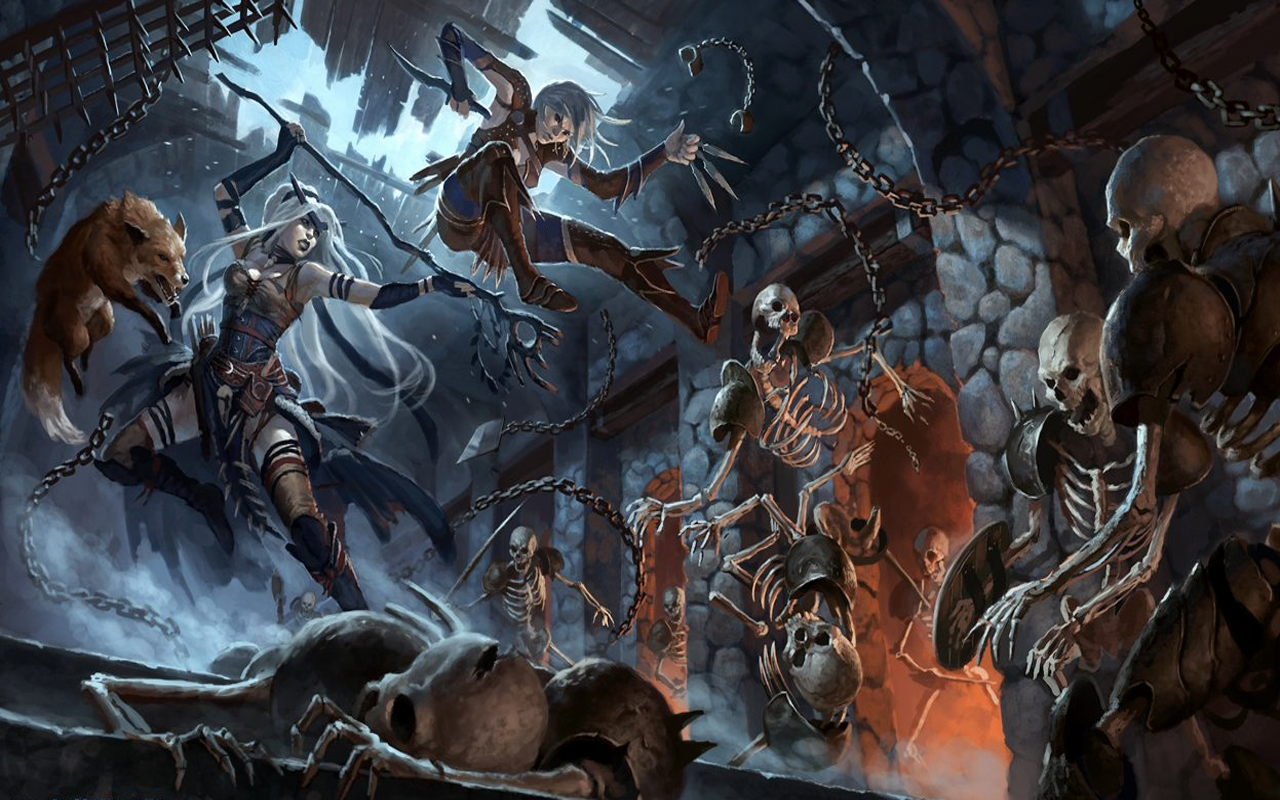 50 Dungeons And Dragons Phone Wallpaper On Wallpapersafari