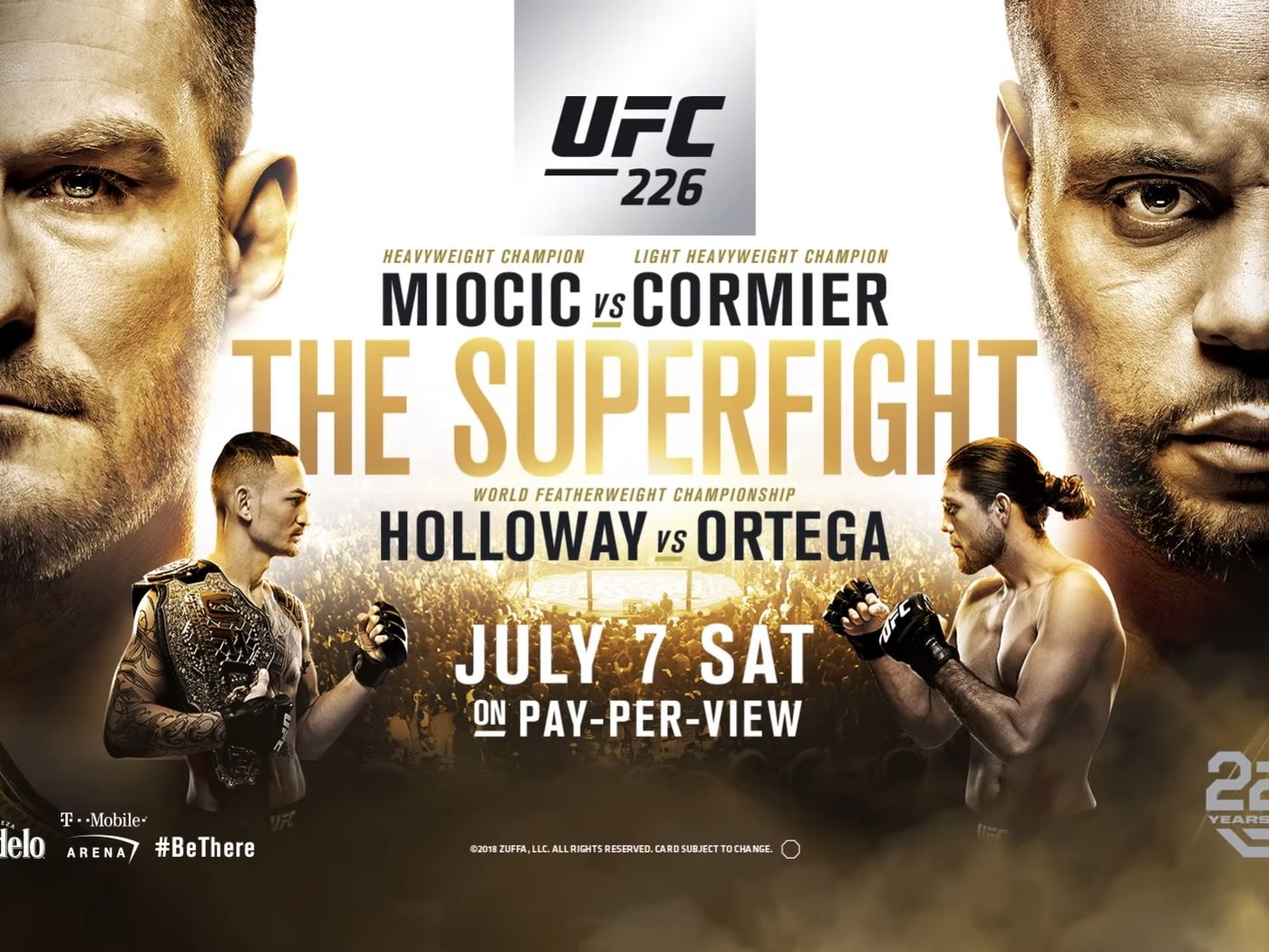 UFC 226 video Check out the stunning official trailer for Miocic 1400x1050