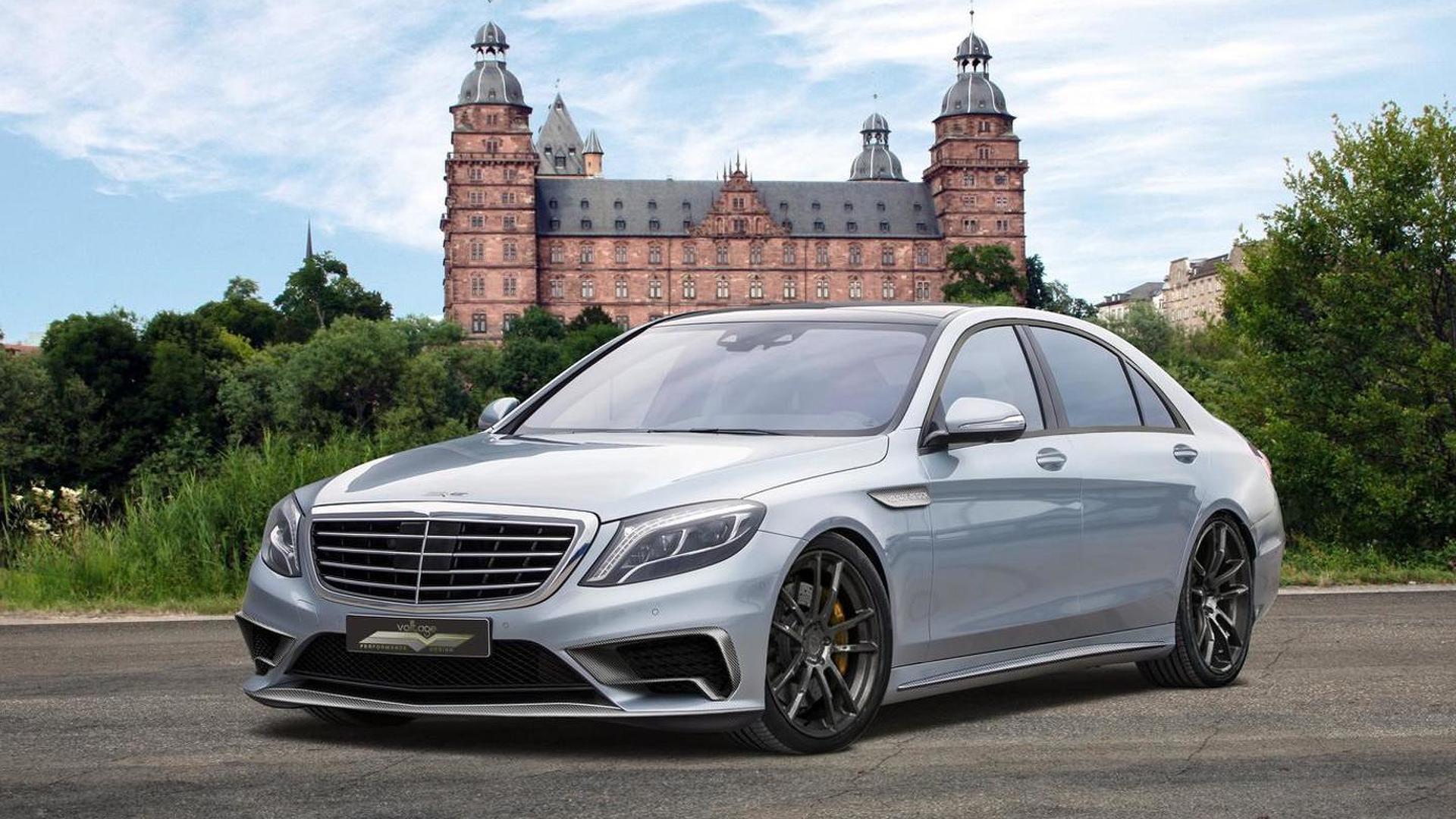 Mercedes Benz S65 AMG Wallpapers Images Photos Pictures 1920x1080