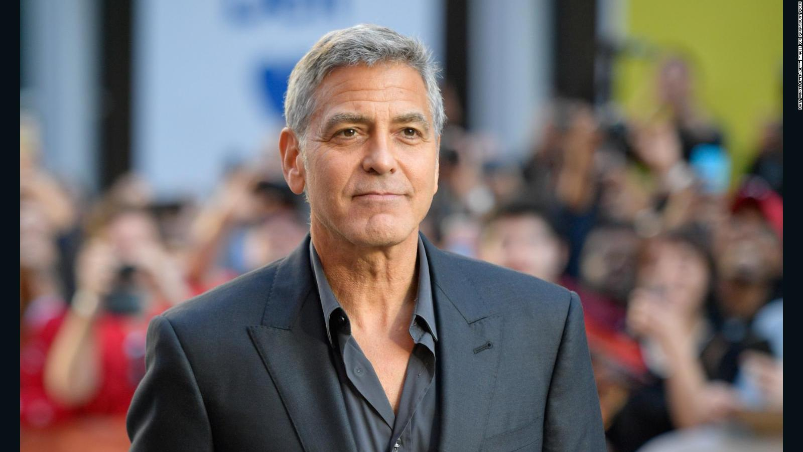 George Clooney calls for hotel boycott over Brunei LGBT death 1600x900