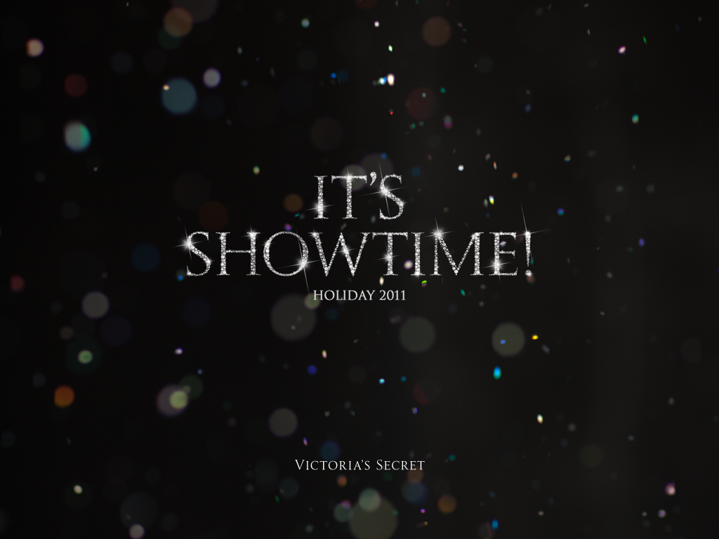 Its Show Time   Victorias Secret Wallpaper 27304570 1024x768