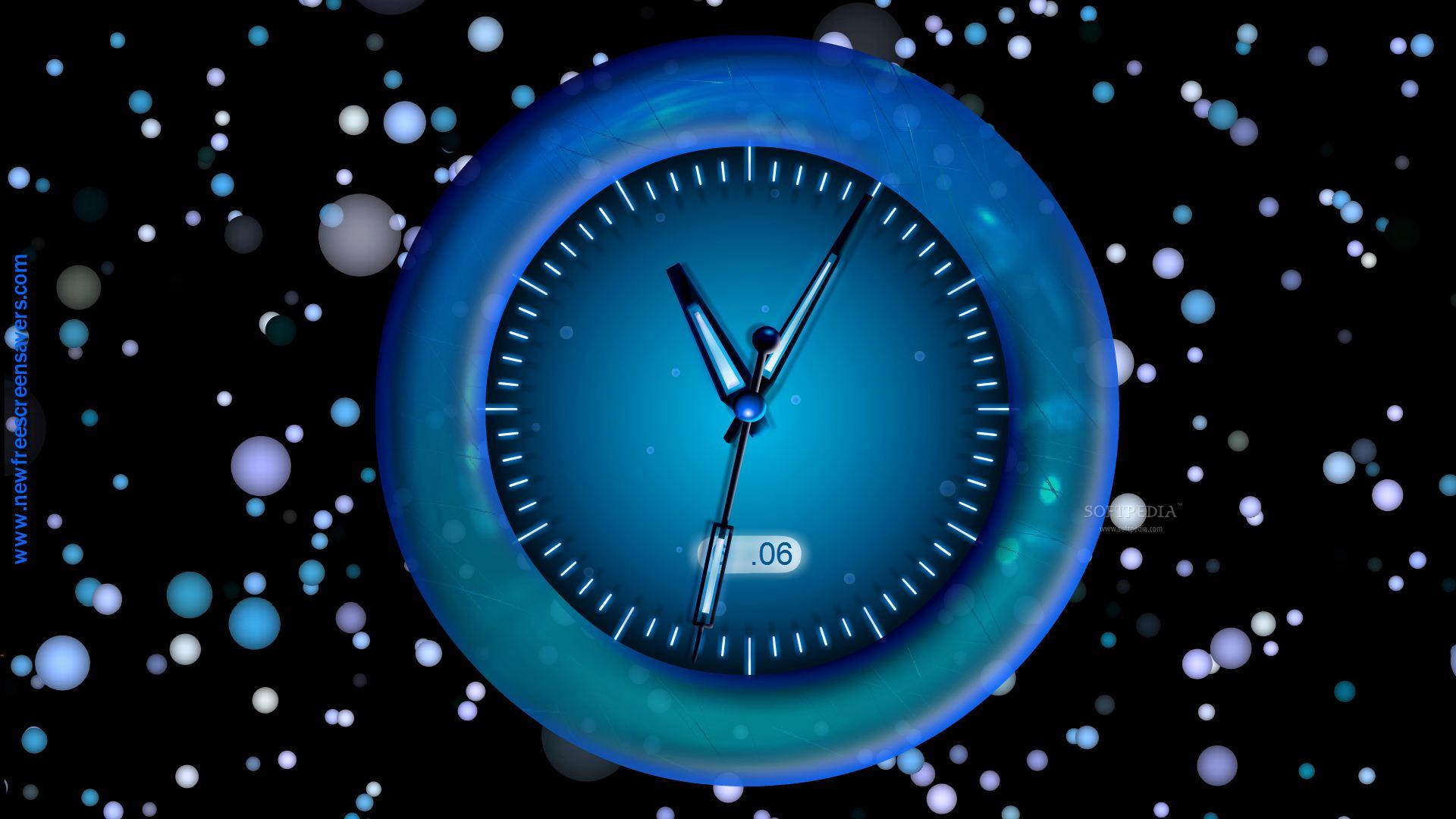 Clock Live Wallpaper For Pc Labzada
