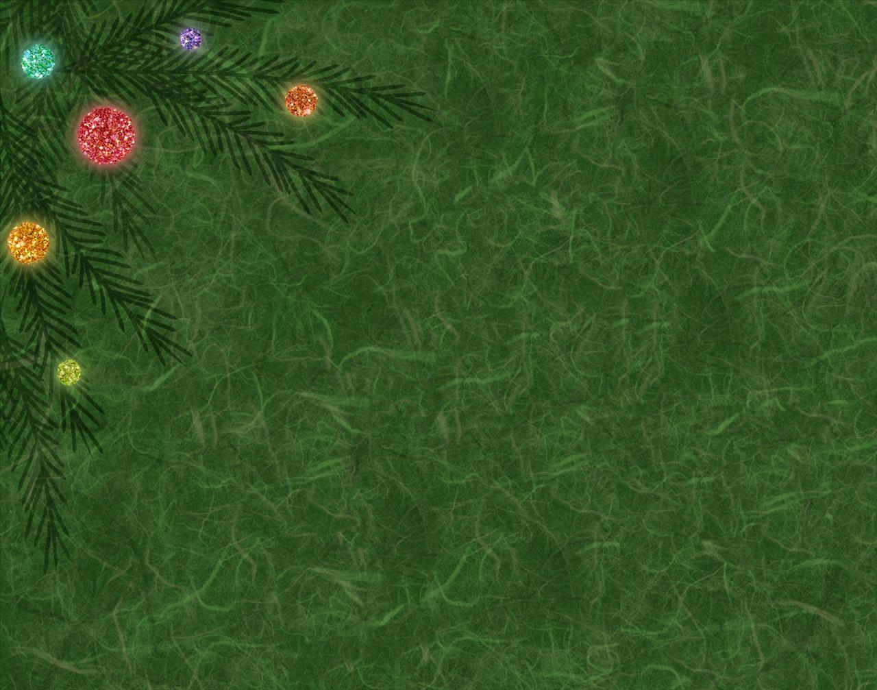 Christmas Peace Decoration Backgrounds For PowerPoint   Holiday 1280x1007