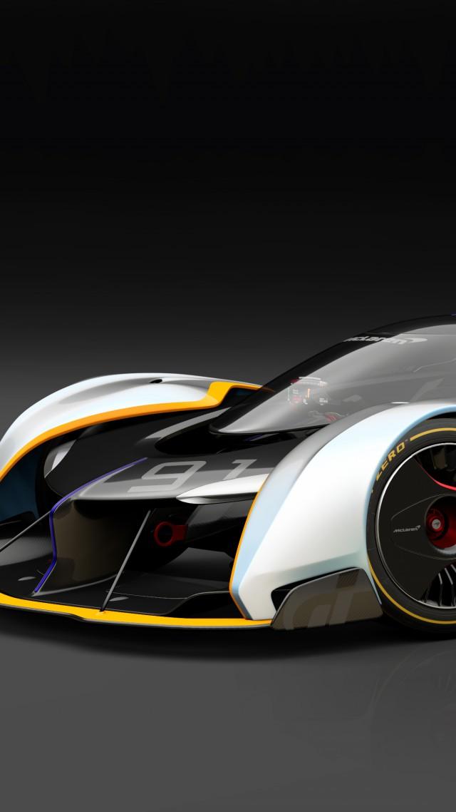 Mclaren Ultimate Vision Gt Gran Turismo Sport 4k   Mclaren 640x1138