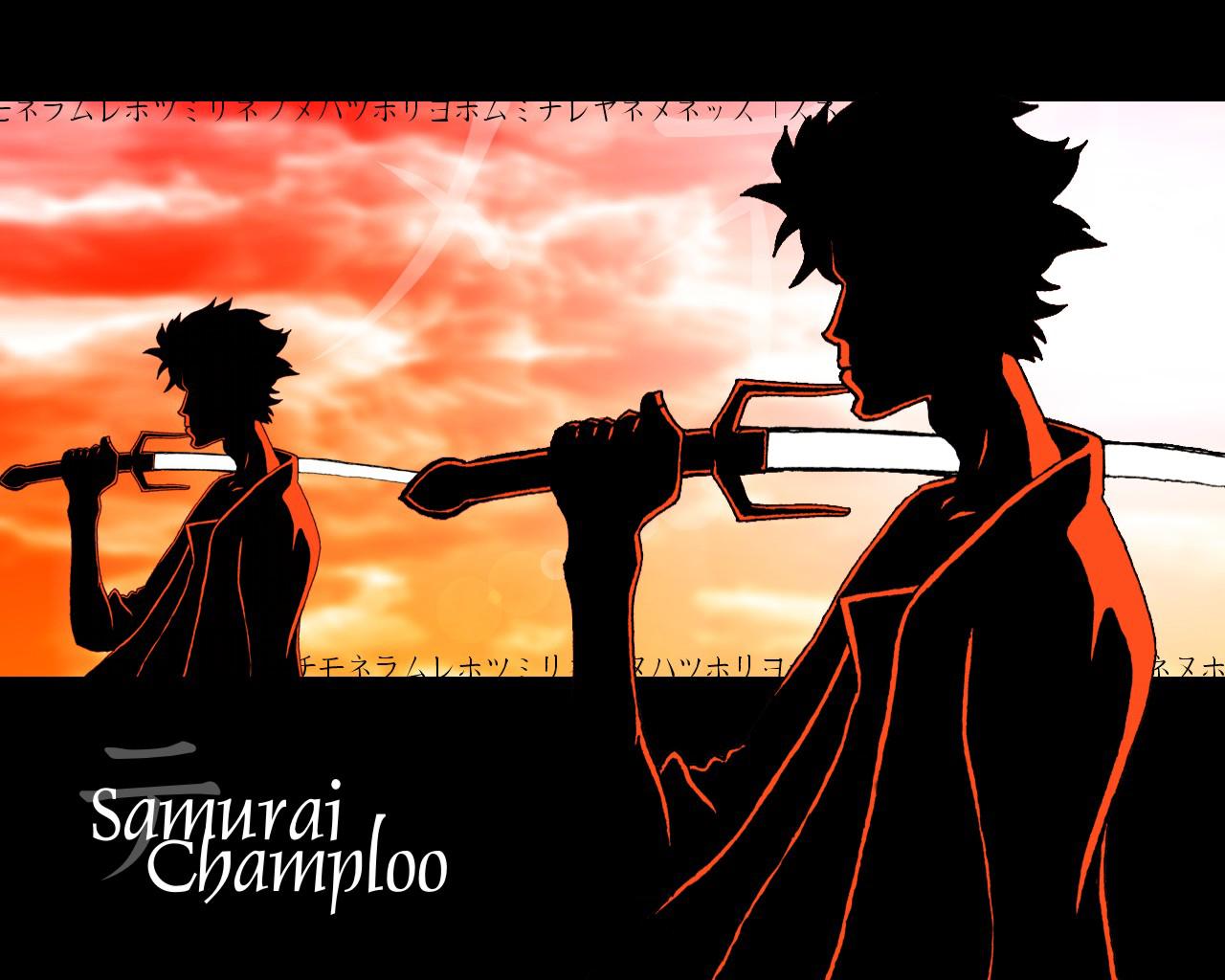 Samurai Champloo Wallp...