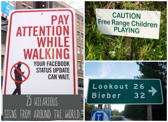 Funny Signs Around The World 20 High Resolution Wallpaper 700x510