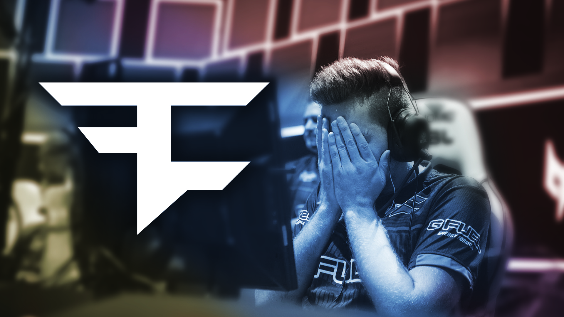 Not the best picture of Niko but here is a FaZe background 1920x1080
