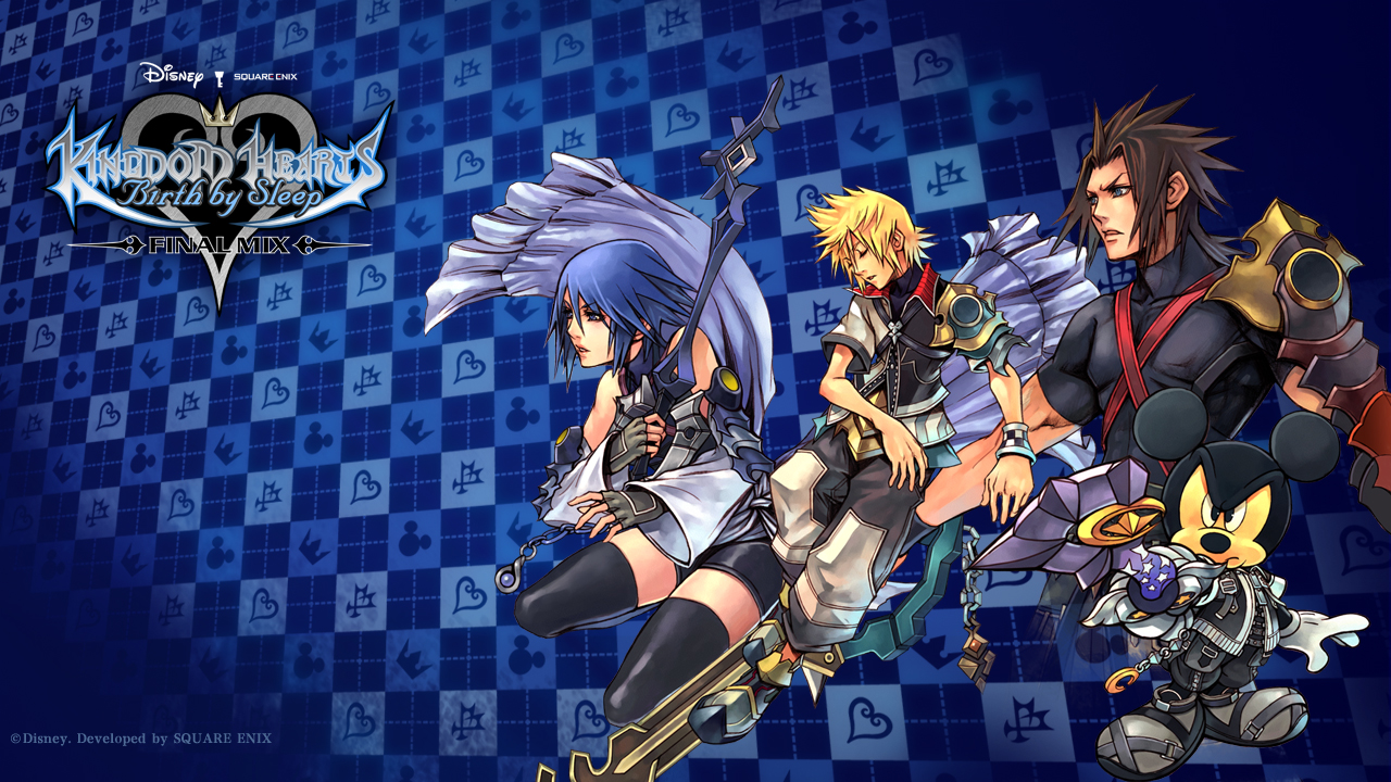 Free Download Kingdom Hearts 3 Wallpaper Widescreen 1280x720 For