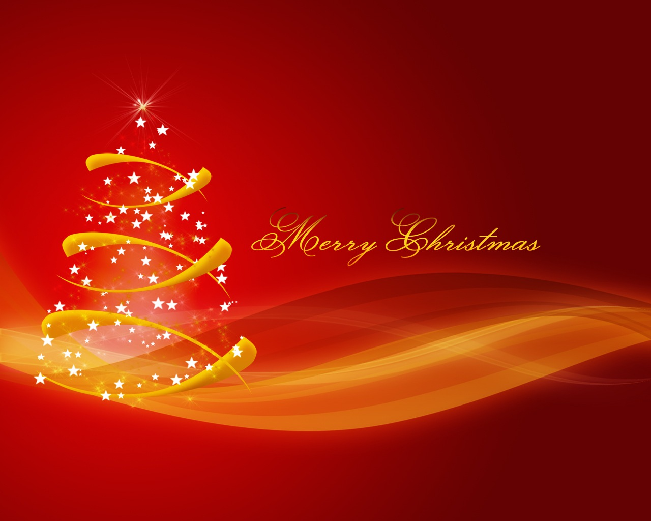 23 Merry Christmas Desktop Wallpapers Best Design Options 1280x1024