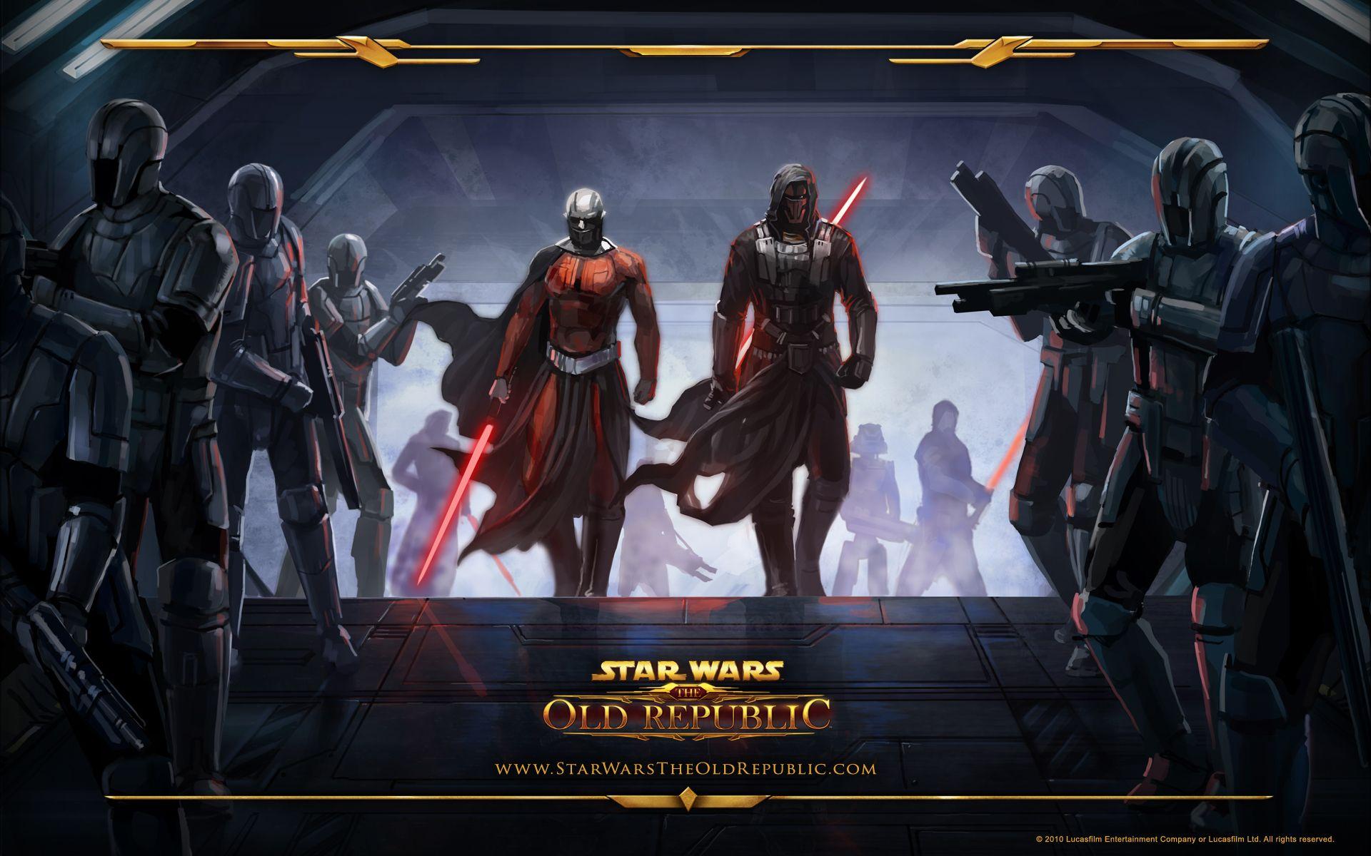 Star Wars The Old Republic wallpaper 11 1920x1200