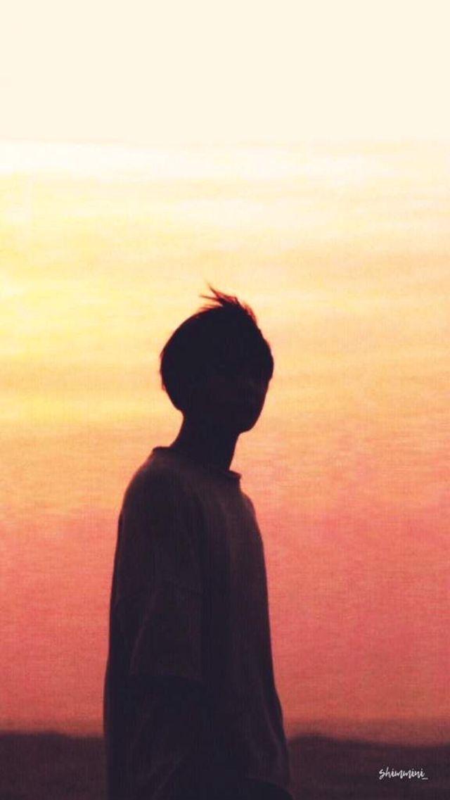 17 Shadow Boy Sunset Wallpapers On Wallpapersafari