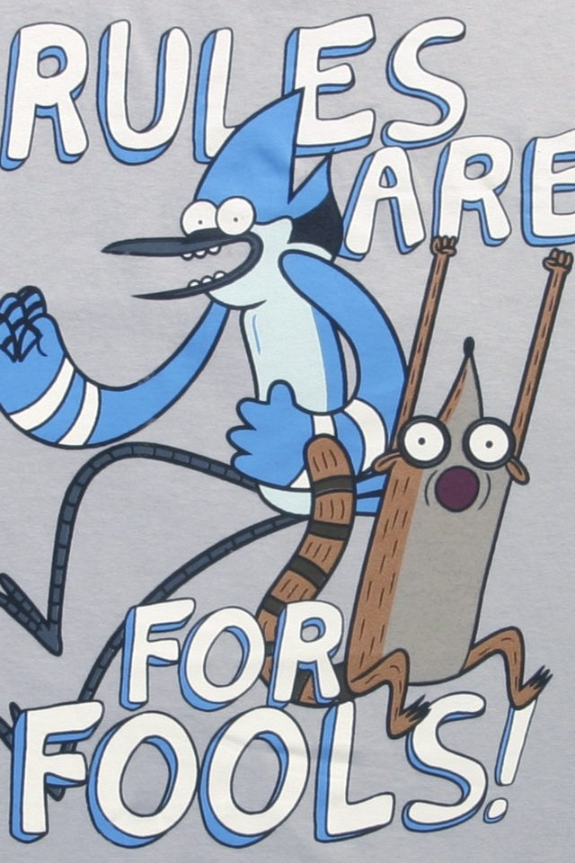 Regular Show Wallpaper Rigby For Kids