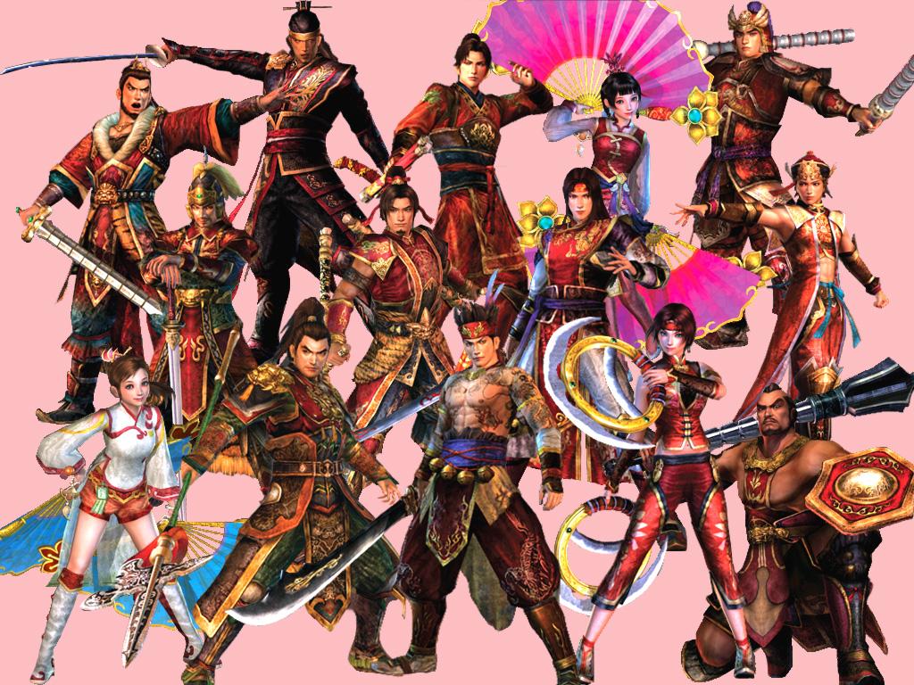 Dynasty Warriors 7 Wallpaper - WallpaperSafari