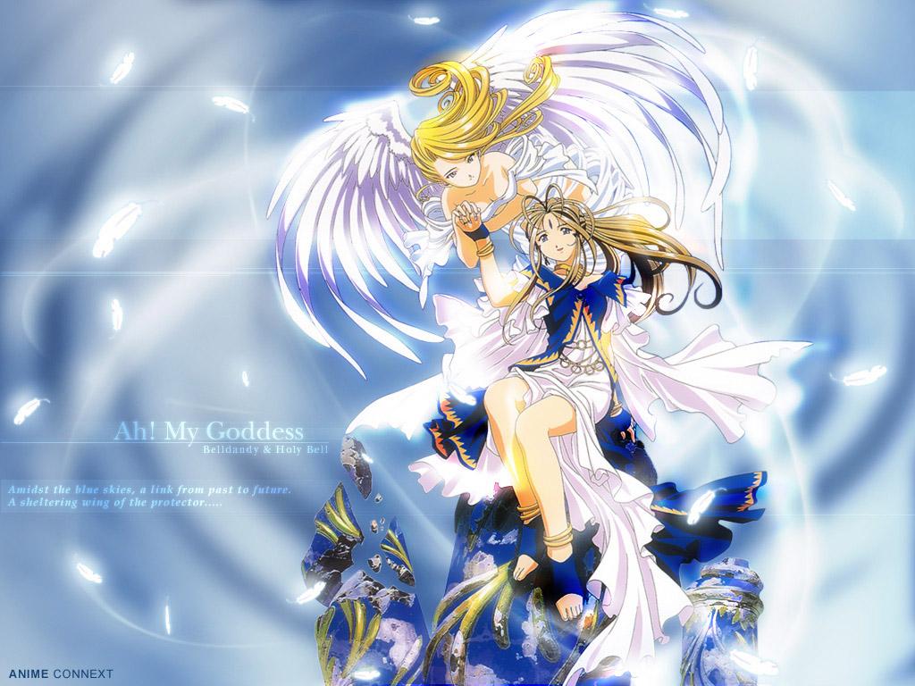 Ah My Goddess Images 1024x768