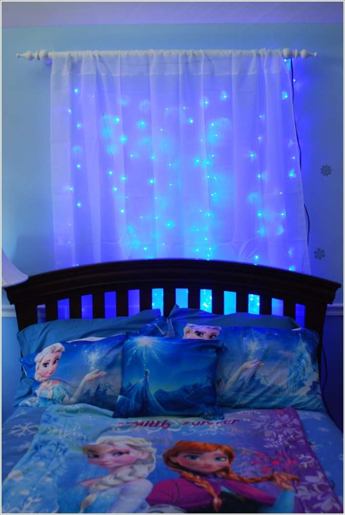 Amazing Interior Design 10 Frozen Movie Inspired Kids Room Decor 706x1052
