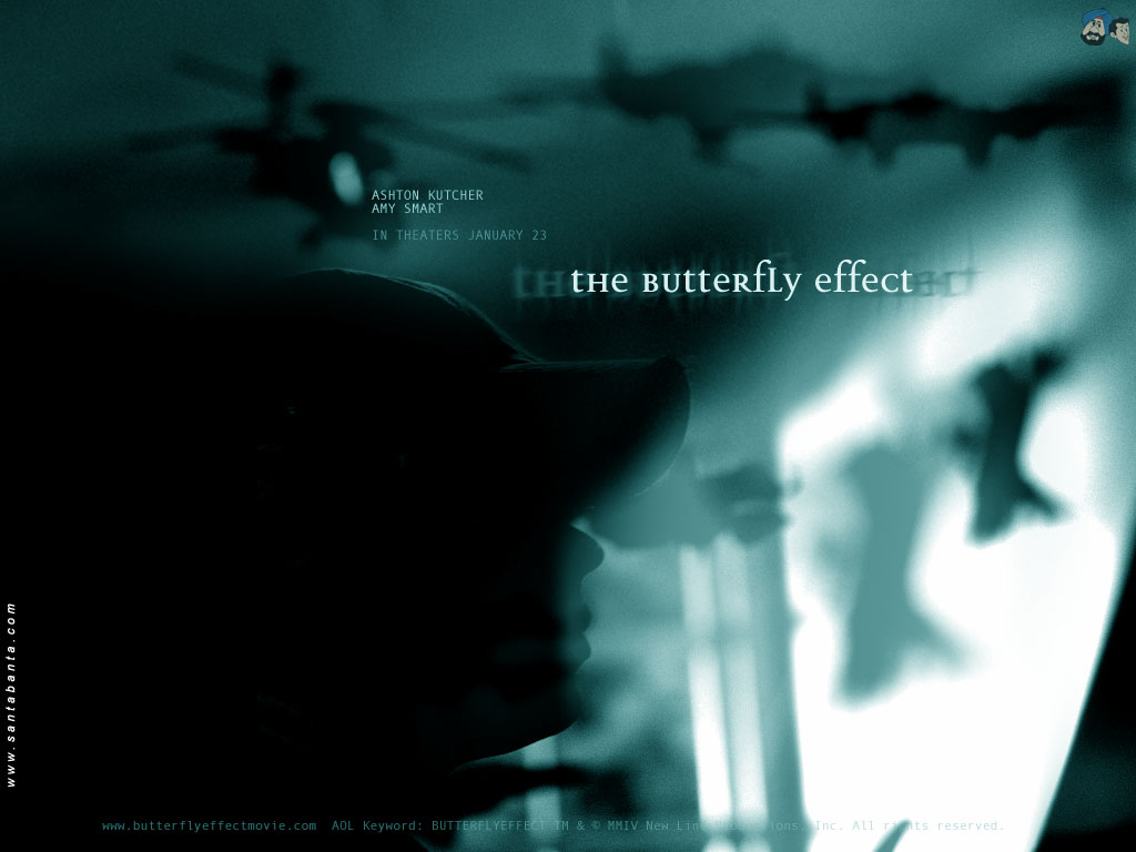The Butterfly Effect Movie Wallpaper 5 1024x768