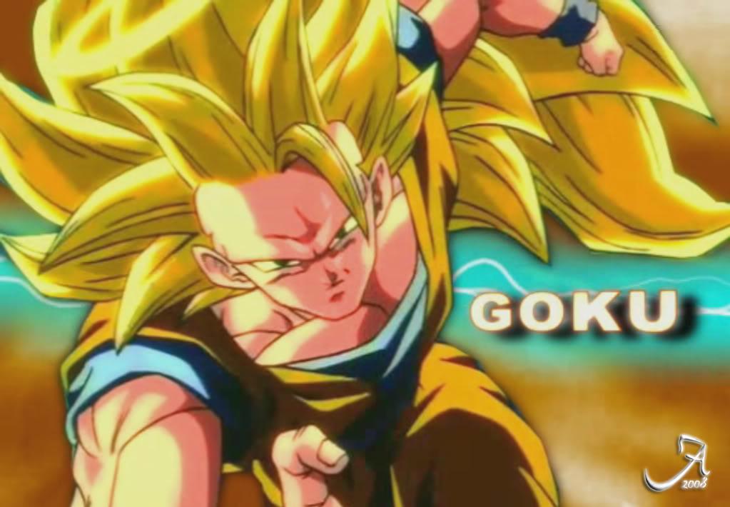 Wallpaper Goku by ANTICriztojpg 1023x710