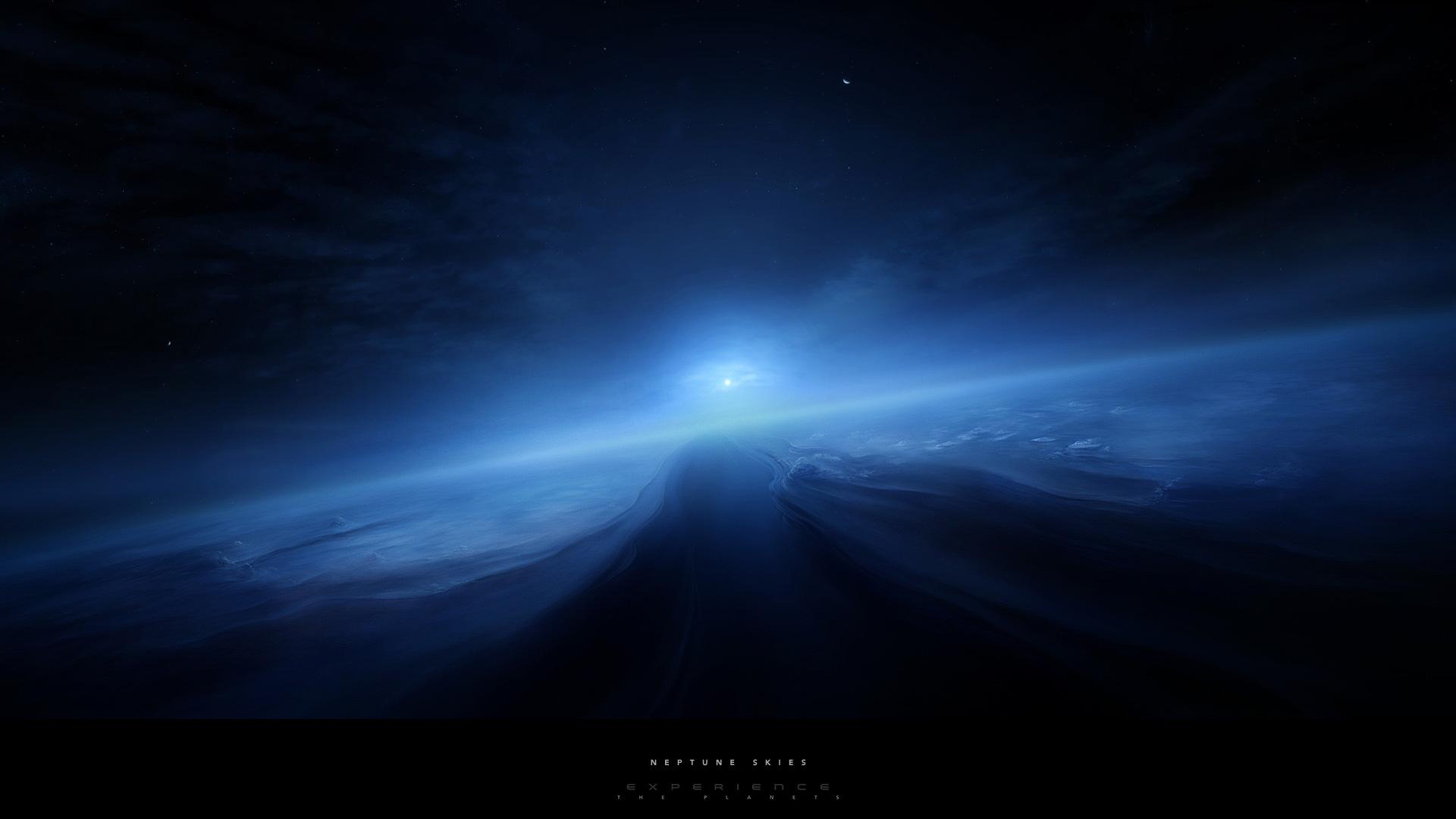 Neptune Skies   HD Wallpapers 1920x1080