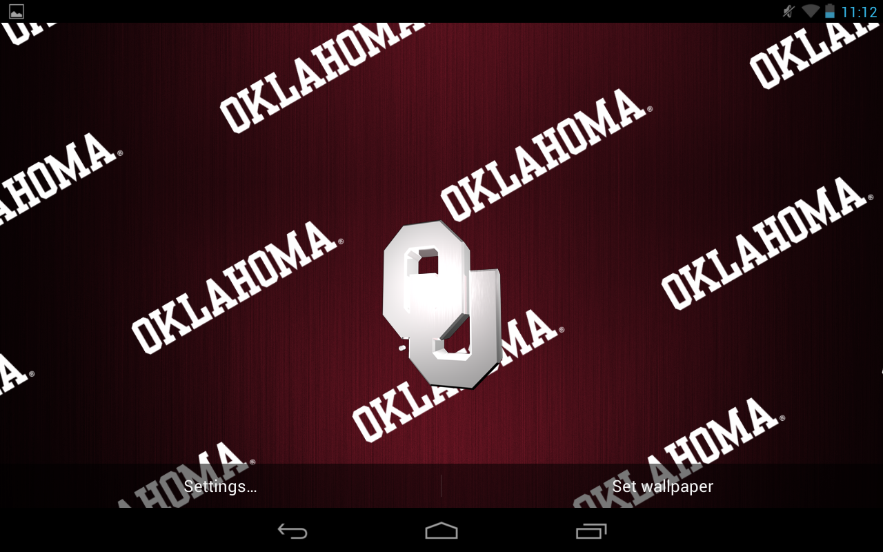 Related Pictures oklahoma sooners iphone wallpapers 1280x800