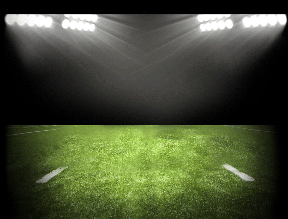 On The Stadium Abstract Football Or Soccer Backgrounds: NFL Football Field Wallpaper
