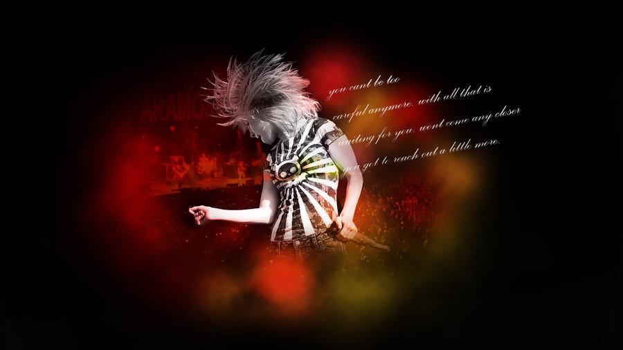 Paramore Paramore Wallpaper.