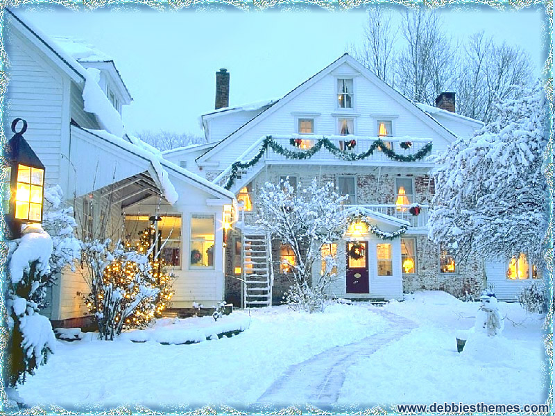 country winter desktop backgrounds wallpapers - photo #20