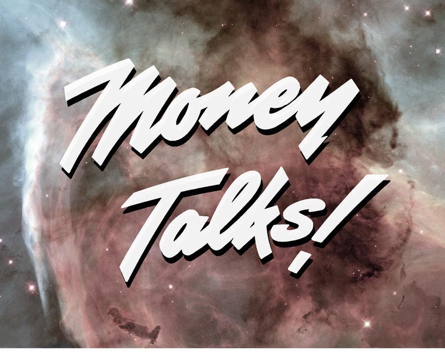 Money Talks Wallpaper by emcee89 900x720