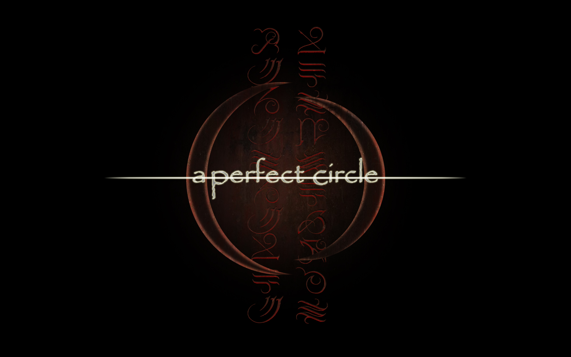 Perfect Circle 1920x1200 by WillGtl 1920x1200