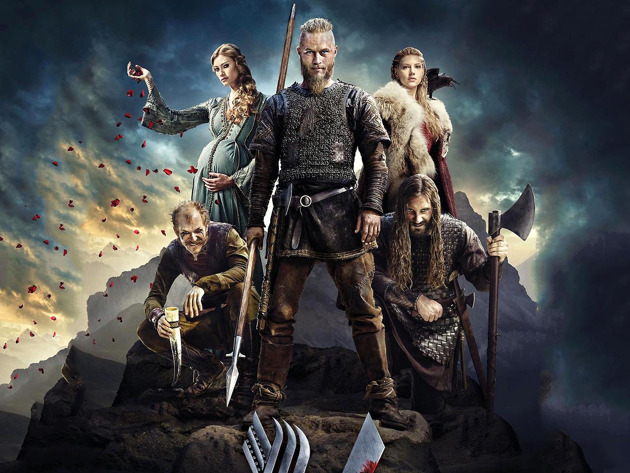 Season 2 wallpaper   Vikings TV Series Wallpaper 38034235 1280x960