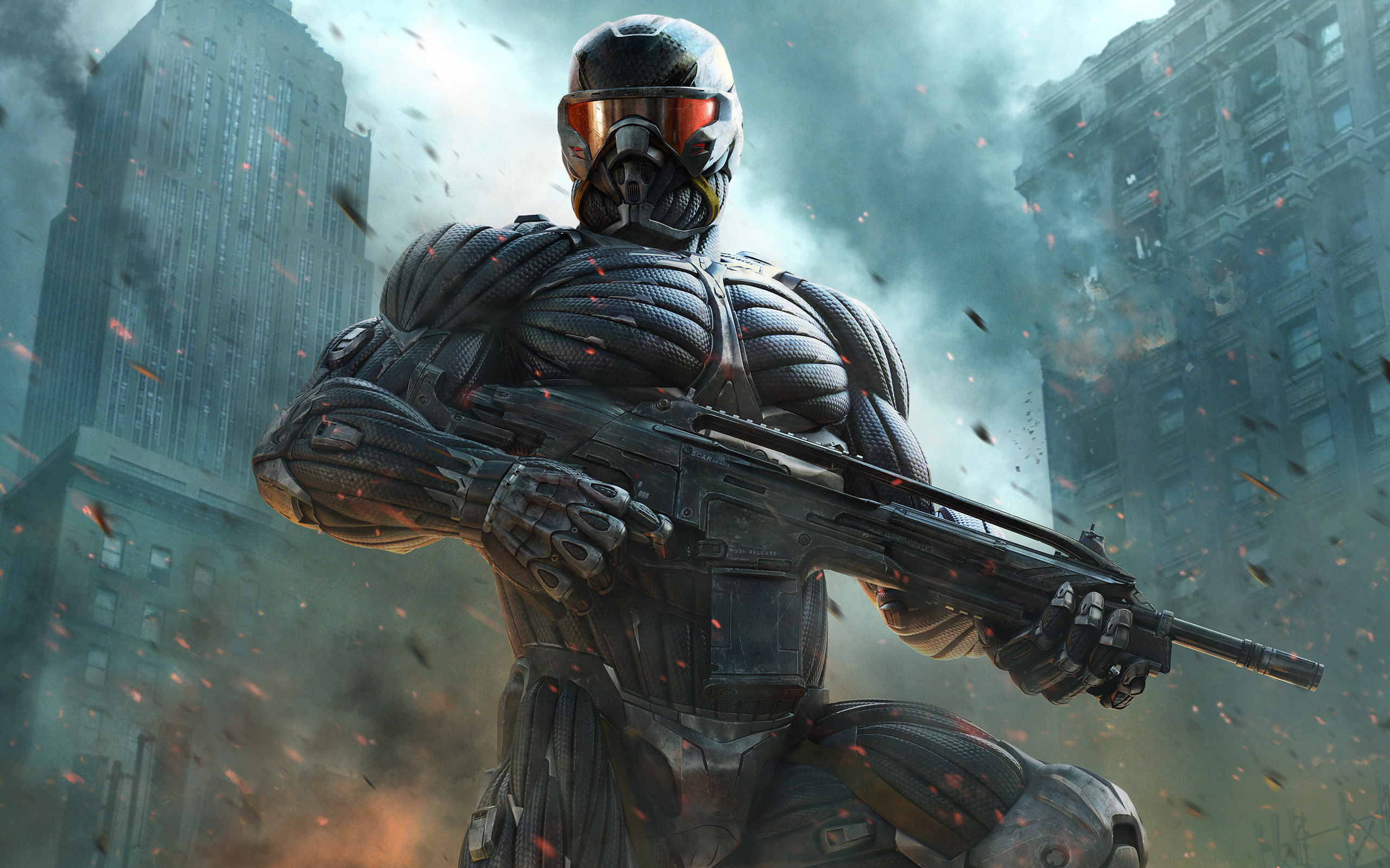 Crysis 2 FPS Game Wallpapers HD Wallpapers 2560x1600