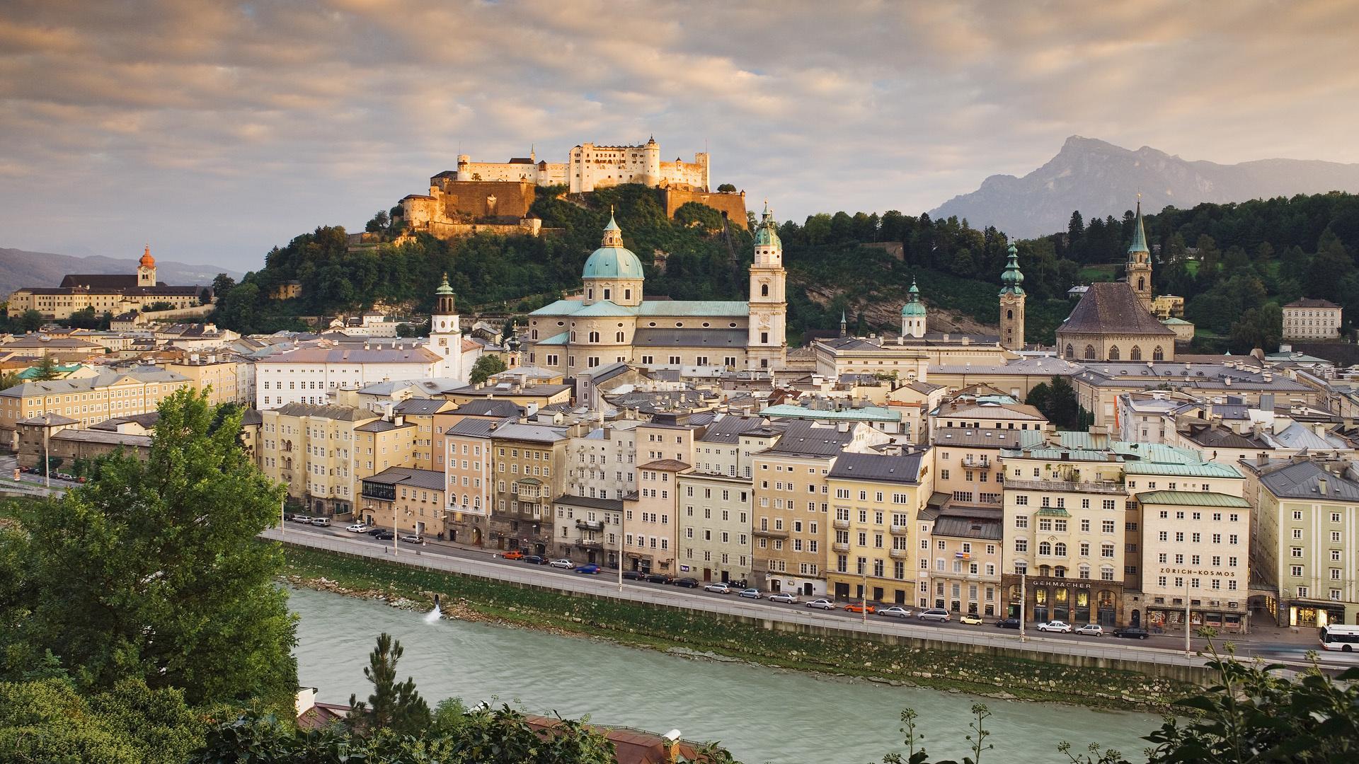 salzburg austria hd windows wallpapers - HD1600×1000