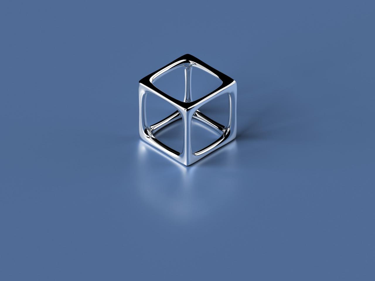 simple 3d cube wallpaper abstract 3d wallpaper 1280 960 110jpg 1280x960
