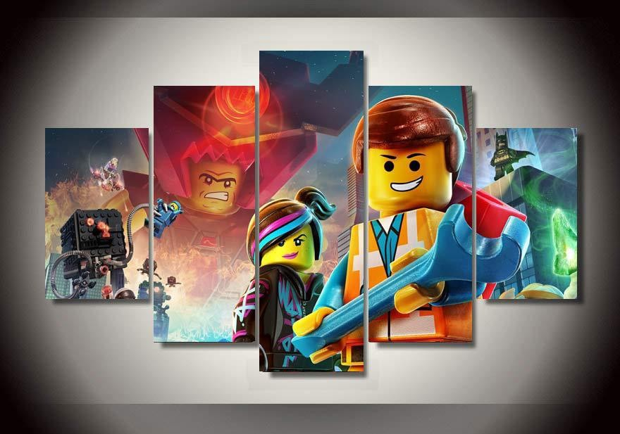 Lego Room Decor Promotion Online Shopping for Promotional Lego Room 880x617