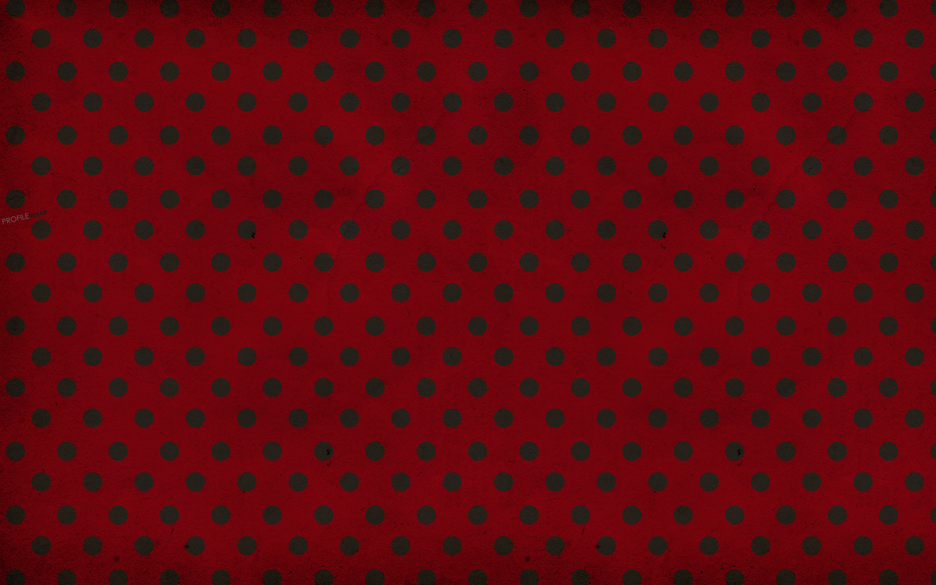 Free download background design red scenic twitter theme polkadotted