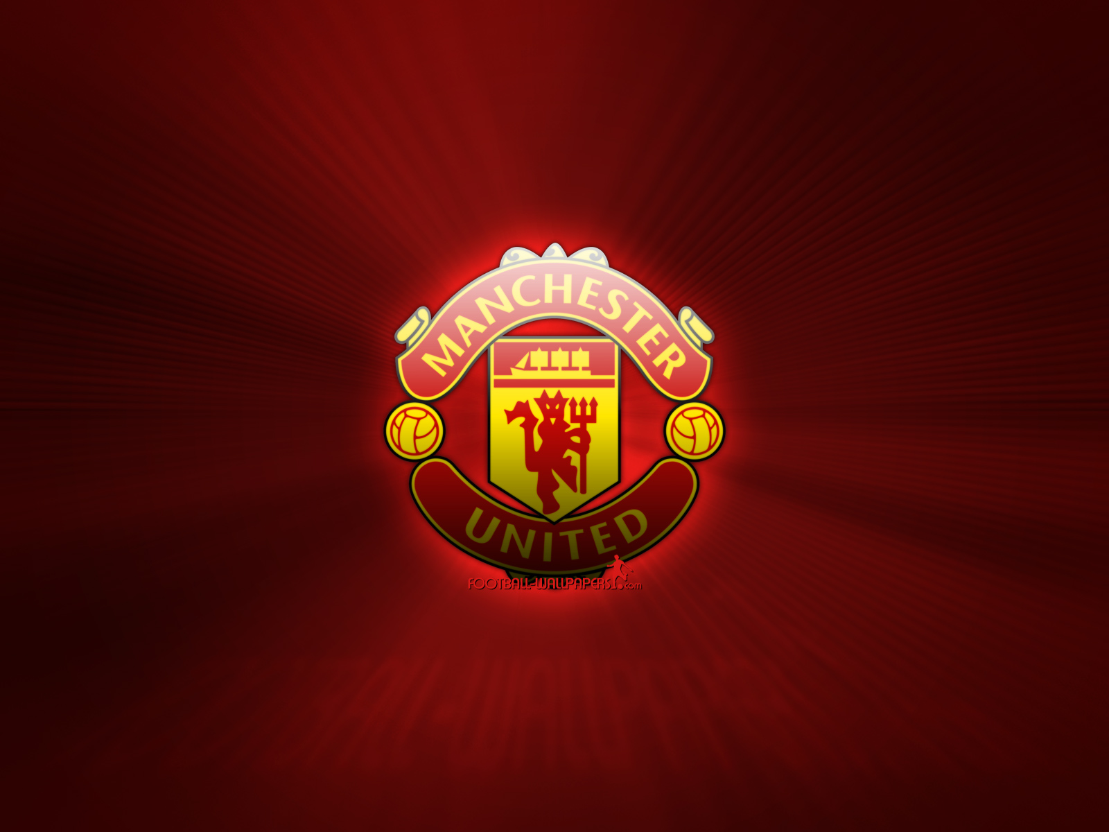 Manchester United Logo 88 Manchester United Wallpaper 1600x1200