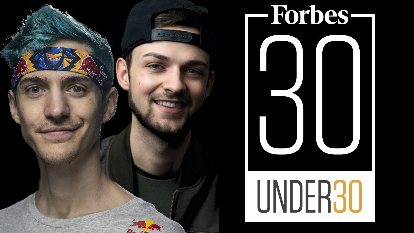 Ninja Ali A and more feature on Forbes 30 under 30 Games list 1600x900