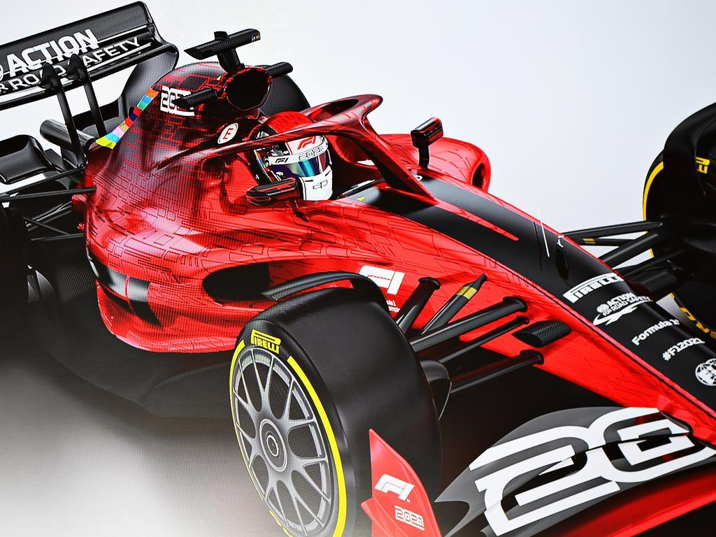 Incredible pics of radical F1 revolution Observer 1024x768